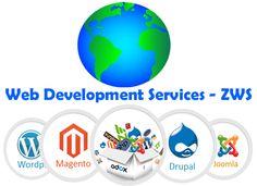 #ZWS We offer best Web Development services worldwide.