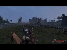 Mount & Blade II: Bannerlord E3 2016 Siege Gameplay Extended - YouTube | An extended look at a siege in Mount & Blade II: Bannerlord, from the player's perspective.  www.taleworlds.com #Gaming #VideoGames #PCGames #HackAndSlash #Strategy #ARPG #TaleWorldsEntertainment #MountAndBladeII  #MountAndBlade2