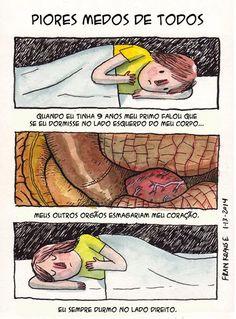Satirinhas - Quadrinhos, tirinhas, curiosidades e muito mais! - Part 105