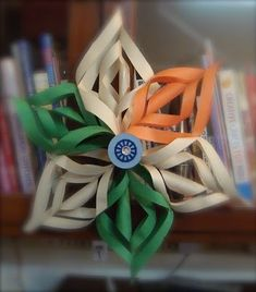 50 Ideas for India Republic Day or Independence Day party - Artsy Craftsy Mom Independence Day Activities, Independence Day Decoration, 15 August Independence Day, Indian Independence Day, Independence Day Images, Stall Decorations, School Decorations, Activities For Kids, Crafts For Kids