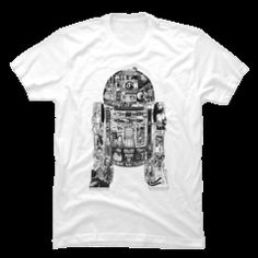 Shop Officially Licensed Star Wars shirts featuring original art from the Design By Humans community. Star Wars t-shirts, tanks, sweatshirts, hoodies. R2 D2, Star Wars Tshirt, Cool Tees, Hoodies, Sweatshirts, Shirt Designs, Mens Tops, T Shirt, Shopping