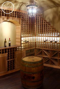 8 Awesome Basement Remodeling Ideas Wine Cellar