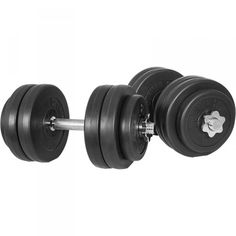 Kurzhantelset Kunststoff 30 kg Dumbbell Set, Weight Set, Wooden Boats, Bodybuilder, Weight Lifting, Squats, Fitness Inspiration, At Home Workouts, Muscle Up