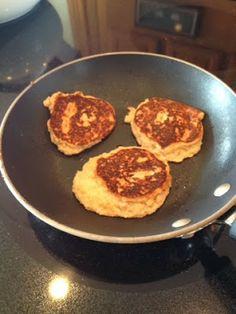 My Mobile Recipes: Coconut Flour Pancakes