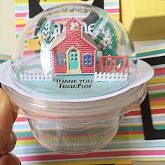 Happy Teacher Day Handmade Explosion Box Card on Carousell