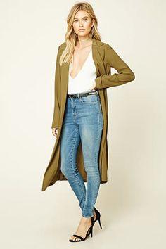 Contemporary Belted Jacket Jetzt bestellen unter: https://mode.ladendirekt.de/damen/bekleidung/jacken/sonstige-jacken/?uid=c39169bb-3e30-5ce5-89df-a28439b4b8e9&utm_source=pinterest&utm_medium=pin&utm_campaign=boards #women's #accessories #clothing #outerwear #sonstigejacken #bekleidung #jacken Bild Quelle: forever21.com