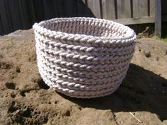 crochet with twine | now this isn t cooking twine the twine i ve