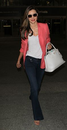Miranda Kerr's Chic Street Style