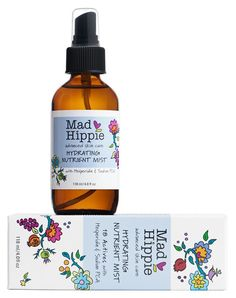 Hydrating Nutrient Mist – Mad Hippie
