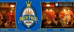 Blue Frog Grog and Grill