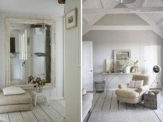 Il bianco e le sue mille sfumature - Shabby Chic Interiors
