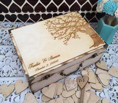 BEST SELLER / Wedding guest book tree guest book wedding