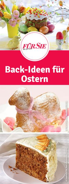 Back-Ideen für Ostern