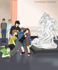 Anime Meme, Otaku Anime, Funny Anime Pics, Cute Anime Guys, Manga Anime, Haikyuu Kageyama, Manga Haikyuu, Haikyuu Funny, Haikyuu Fanart