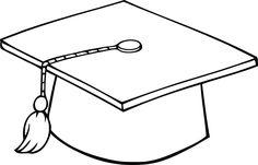 free graduation printables 2015 | Home > Clothing > printable sheet of black and white graduation cap ...