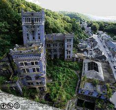 Abandoned Hasard Cheratte Abandoned Coal Mine, Belgium