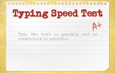 TypeRacer - Test your typing speed and .