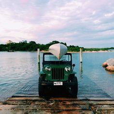 Jeep / photo by Sarah Murphy