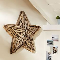 star from driftwood