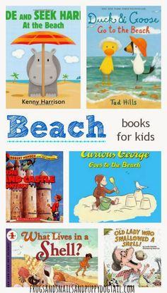 Beach Books For Kids by FSPDT