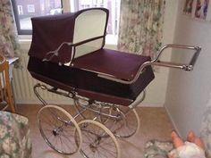 !!!Super gave vintage / retro Koelstra kinderwagen!!!