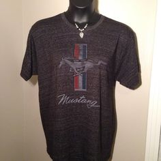 Ford Mustang T-shirt! Ford Mustang t-shirt, size XL. Wonderful like new condition! ***Reasonable offers welcome!**** Ford Tops Tees - Short Sleeve