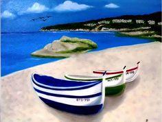 Costa brava - Óleo 50 x 60 #Artwork #drawing #painting