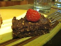 Ani Phyo's raw brownies. need to try!