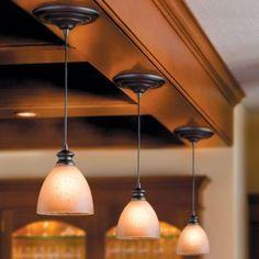 Install Instant Pendant Lights