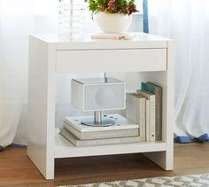 $199 Alden Bedside Table | Pottery Barn
