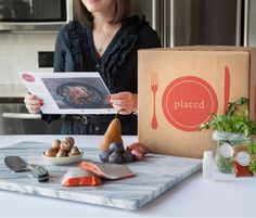 Meals By Mail: Which Meal Kit Delivery Service Is Right for You? ~ blue apron, played, hello fresh etc