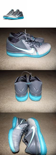 Mens 159059: New Sz 9 Men S Nike Zoom Trout 3 Turf Baseball Shoe Blue Lagoon 844628-410 -> BUY IT NOW ONLY: $79.95 on eBay!