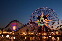 Disney California Adventure AtMousePhere Part 2