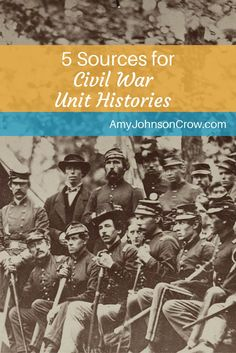 Unit histories can give us insight into the service of our Civil War ancestors. Here are 5 places to find them. - Visit to grab an amazing super hero shirt now on sale! Free Genealogy Sites, Genealogy Forms, Genealogy Research, Family Genealogy, History Interactive Notebook, Social Studies Notebook, Interactive Notebooks, Civil War Books, Family Tree Research