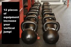 Here are the 12 pieces of equipment to increase vertical jump. They have been chosen for their effectiveness and efficiency Muscle Building Program, Muscle Building Foods, Muscle Building Supplements, Muscle Building Workouts, Training Fitness, Weight Training, Fitness Tracker, Training Motivation, Muscle Training
