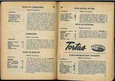 Almanaque Dulce 1956. Unión Nacional de Productores de Azúcar (Mexico).