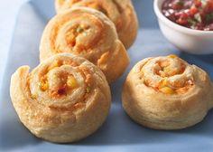 RECIPE Nacho Pinwheels by Pillsburycom via Flickr