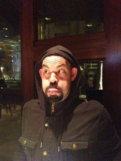 Haha oh these guys :)   Twitter convo:  @Aaron Goodwin: & I turn onto a gremlin RT @Zak_Bagans Why you dont let @Aaron Goodwin eat 4 desserts after midnight pic.twitter.com/59Tx7AqEGS
