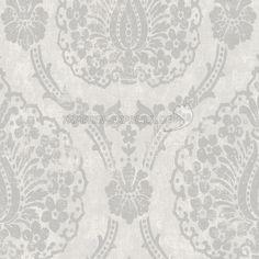 country charm tapete rasch textil satintapete landhaus 298122 barock beige creme tapeten rasch. Black Bedroom Furniture Sets. Home Design Ideas