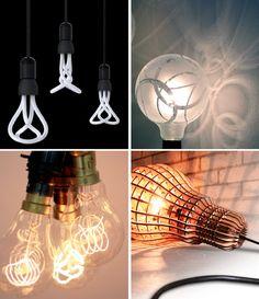 Stylish light bulbs