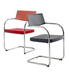 Knoll I Moment Side Chairs