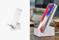 Case-Mate Power Pro Wireless Fast Charging Stand for iPhone X • Gear Patrol