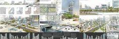Бизнес-квартал №24 в Академическом р-не г.Екатеринбурга: архитектура, зd визуализация, модернизм, 17 эт | 50м и выше, 200 - 300 м2, каркас - ж/б, здание, строение, фасад - стекло, градостроительство, архитектура #architecture #3dvisualization #modernism #17fl_50mandabove #200_300m2 #frame_ironconcrete #highrisebuilding #structure #facade_glass #townplanning #architecture arXip.com