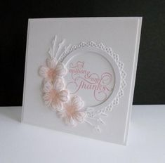 QFTD209 ~ Thanks by sistersandie - Cards and Paper Crafts at Splitcoaststampers