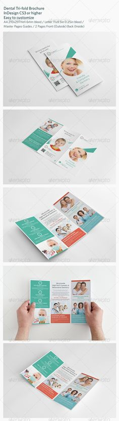 Dental Tri-fold Brochure