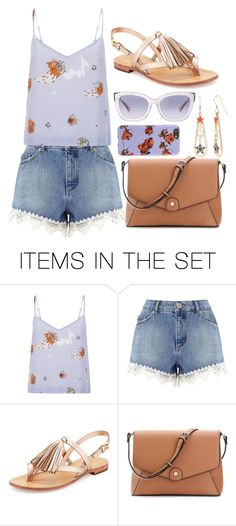 """""""Sin título #182"""" by paulapirez ❤ liked on Polyvore featuring art"""