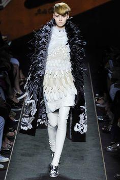 feathers of fancy