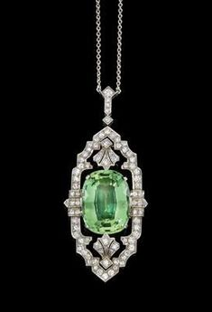 verlobungsring art deco Like the shape of the perimeter (but turned longways) and the openness Art Deco Jewelry, Fine Jewelry, Jewelry Design, Head Jewelry, Art Deco Necklace, Jewlery, Antique Jewelry, Silver Jewelry, Vintage Jewelry