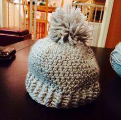 First crochet project!
