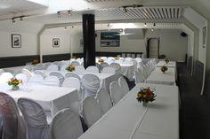 Dining Room below deck on Kajama. Below Deck, Toronto, Cruise, Table Settings, Dining Room, Boat, Places, Dinghy, Cruises
